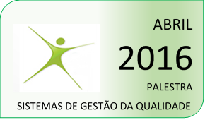 ABRIL 2016 PALESTRA SGQ